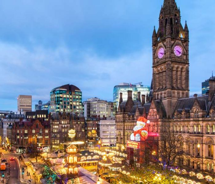 Reasons to work in Manchester
